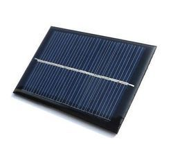Solar Panel 3V, 200 mA for students Project, School project,