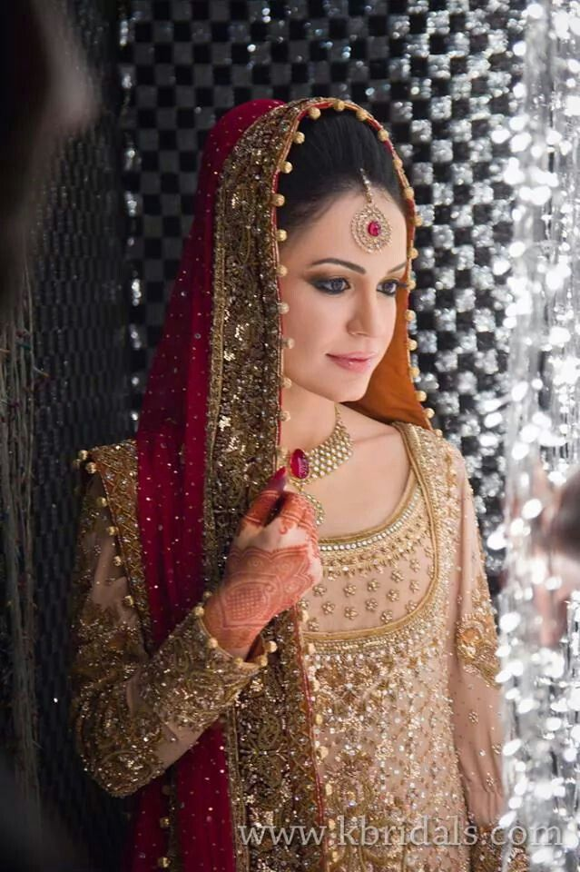 Pakistani Bride - Everything is perfect