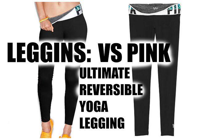 lifestyle: Victoria's secret PINK NEW ULTIMATE REVERSIBLE YOG...