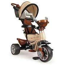 Injusa - Triciclo Evolutivo Body Max Chocolate