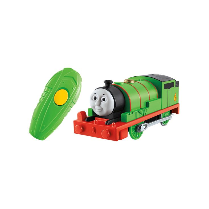 Fisher-Price Thomas and Friends TrackMaster Remote Control Percy