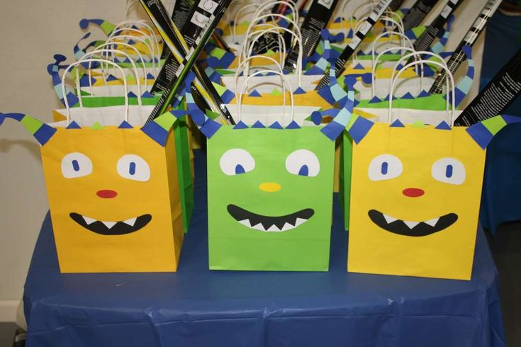 Henry Hugglemonster Birthday Party Ideas | Photo 6 of 8