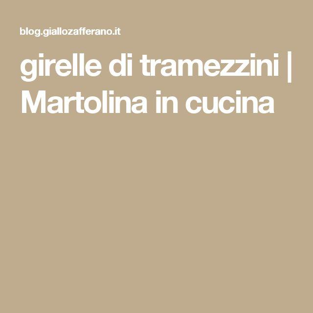 girelle di tramezzini | Martolina in cucina