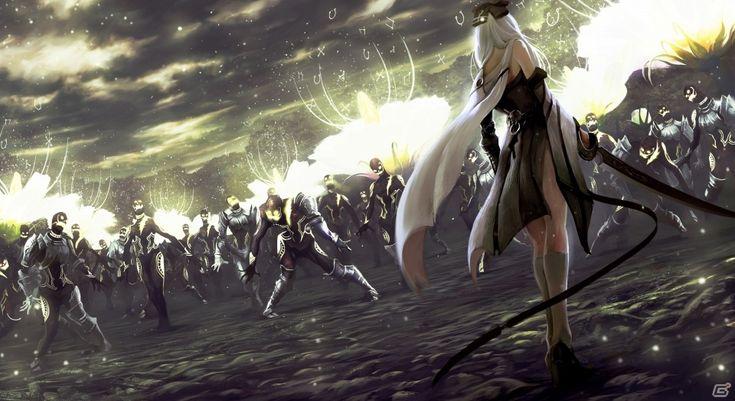 PS3「ドラッグ オン ドラグーン3」迫力ある戦闘シーンを公開―地上での剣戟、ドラゴンに騎乗しての肉弾戦どちらも要チェック