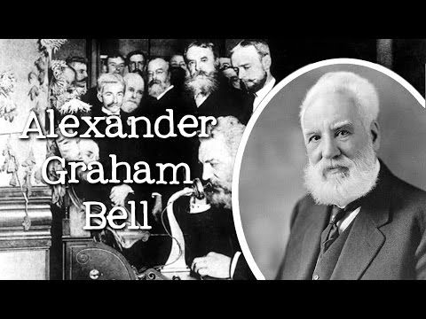 WK 21 Biography of Alexander Graham Bell for Children: Famous Inventors for Kids - FreeSchool - YouTube