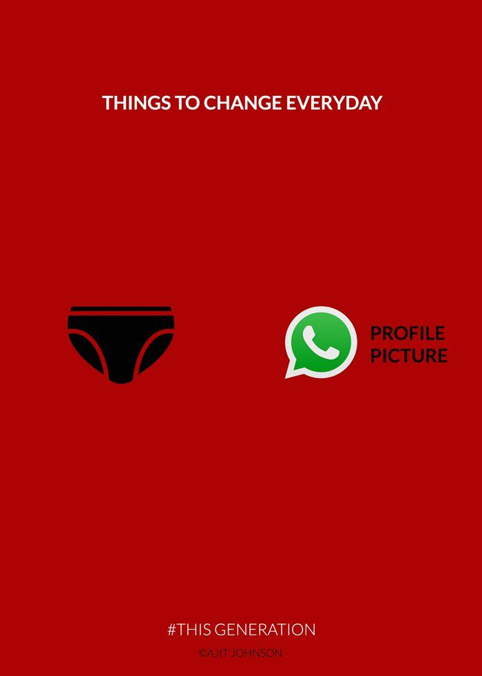 20+ Brutally Honest Posters Show Our Addiction To Technology 1