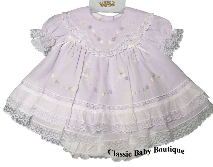 66 best Heirloom Baby Dresses images on Pinterest