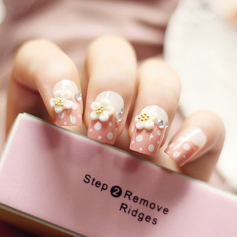 33 best 3d nail art images on pinterest 3d nails art japanese cheap nail tips full buy quality fake nail tips directly from china press on nails suppliers fake nails tips full wrap press on nails acrylic materials solutioingenieria Choice Image