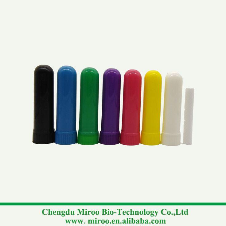 50 sets White Color China Manufacturer Blank Nasal Inhaler Sticks, Plastic Aromatherapy Inhaler Container #Affiliate