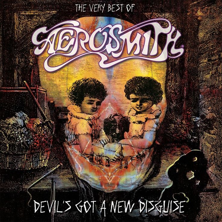Walk This Way by Aerosmith - The Very Best of Aerosmith: Devil's Got a New Disguise