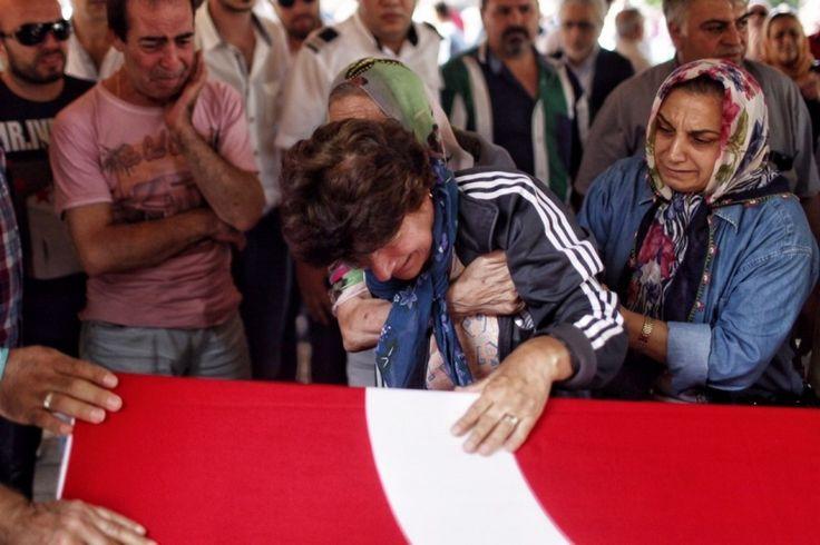 'War is futile': The tragic last Facebook post of an Istanbul terror victim - The Washington Post