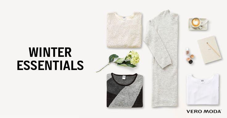 We can't get enough of CASUAL KNITWEAR! It's time to get cozy #veromodame #fashion #winter