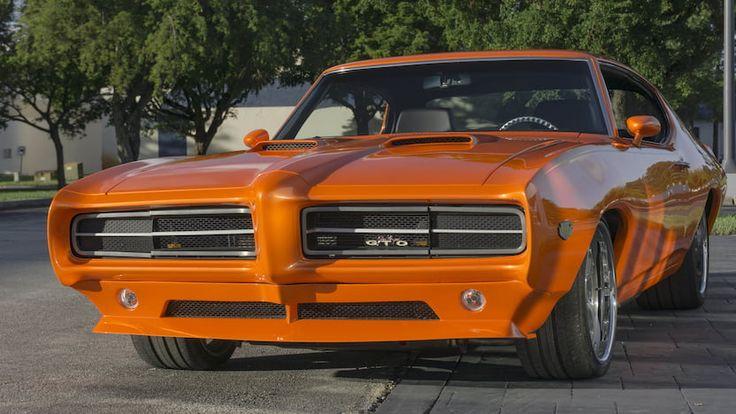 1969 Pontiac Lemans Resto Mod - 15