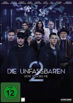 Die Unfassbaren 2 (Now You See Me) - 4/5 Sterne