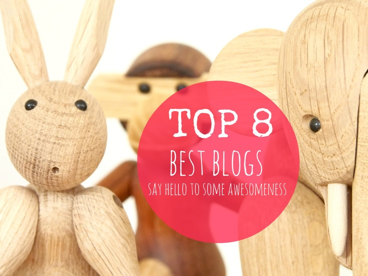 Top 8 blogs you should know