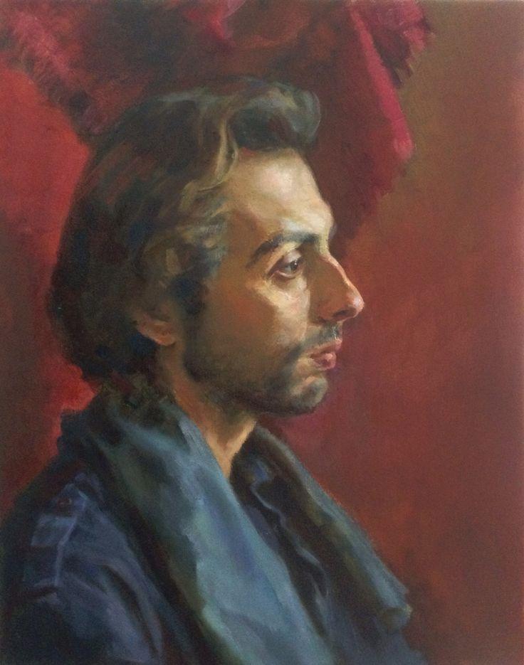 Peter Farrington - 2013 Russian Academy of Art