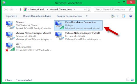 Clear WiFi or Delete wifi hotspot in windows 8/7/8.1