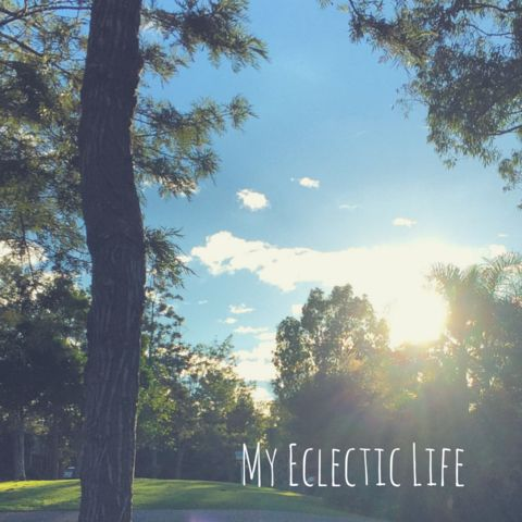 My Eclectic Life – Heart Supplies. So the website has be simmering along for a few weeks now and I have been thinking a lot lately about what I want it to look like.