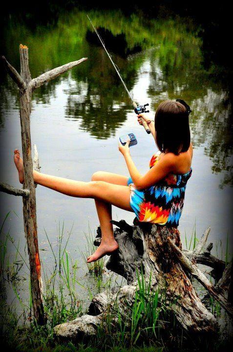 632 best fishing images on pinterest fishing fish for Girls gone fishing