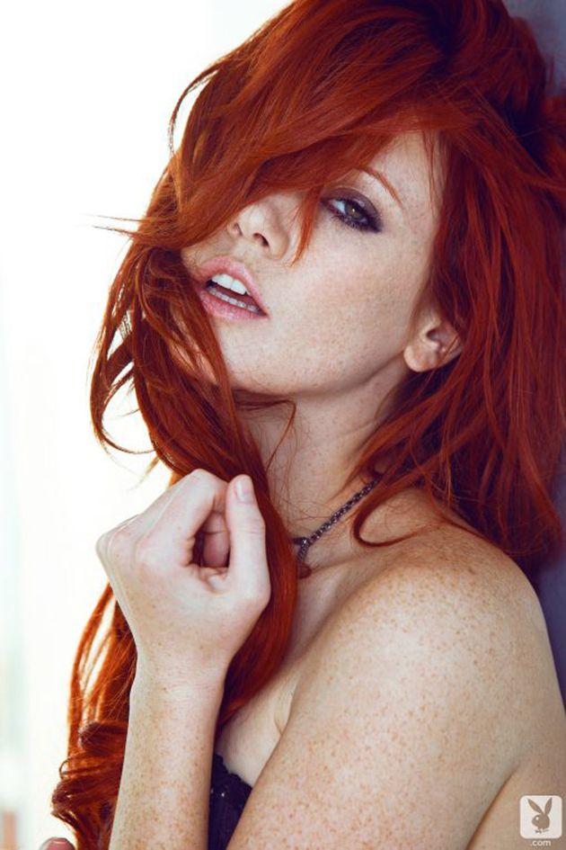 Cheveux roux                                                       …