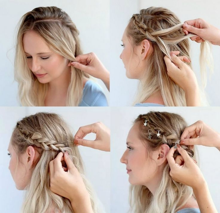 Hair rings as a current hairdressing trend: How to wear the hair accessory properly