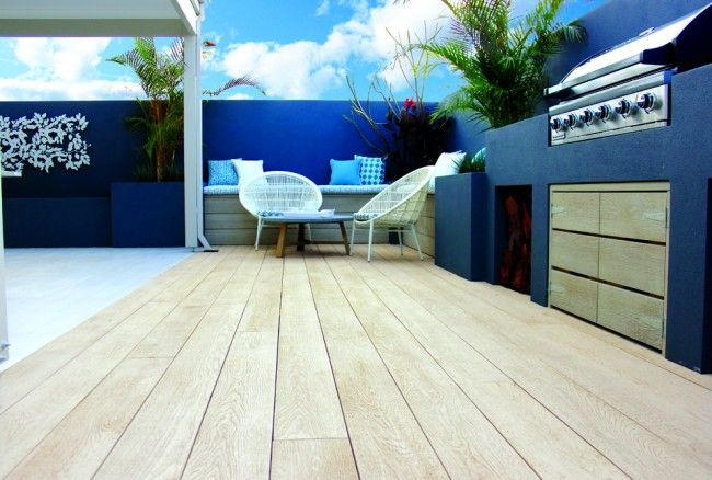 best material of second floor balcony in Singapore