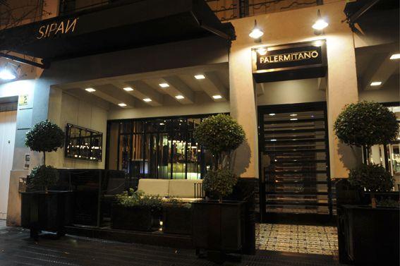Sipan Cevicheria Peruana (The Palermitano Hotel) restaurante