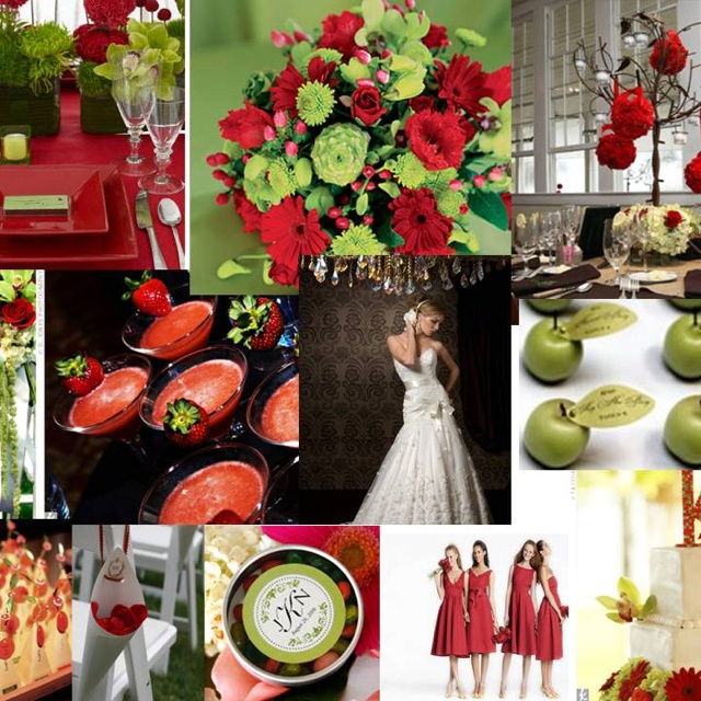 Christmas Wedding Theme Ideas: Instead Of Red And Green Wedding Theme..maroon Is Perfect
