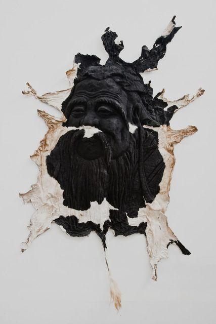 Zhang Huan   Q-Confucius No. 1 (2011)   Artsy