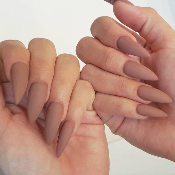 Beautiful Long Nail Arts Ideas