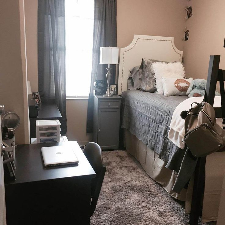 These Dorm Rooms Defy All Traditional Standards Cozy Chic Glam And Spunk
