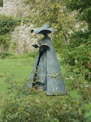 Philip Jackson Sculpture : Large Works : Guided Missal : Sculptor Philip Jackson