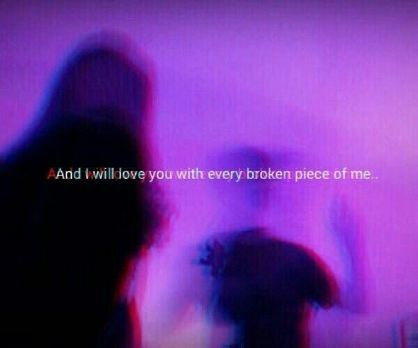 broken me violet aesthetic purple aesthetic quote aesthetic