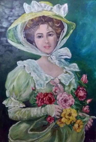 The Girl in Pale Green - Iulia Deme