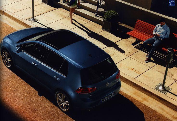https://flic.kr/p/KbX14d | Volkswagen Golf. Das Auto. 2013_2