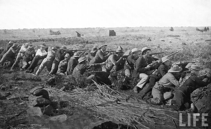 a history of the boer wars With hostilities in the second south african war spanning the period from 1899 to  1902, with the result that boer war centenaries have been falling thick and fast.