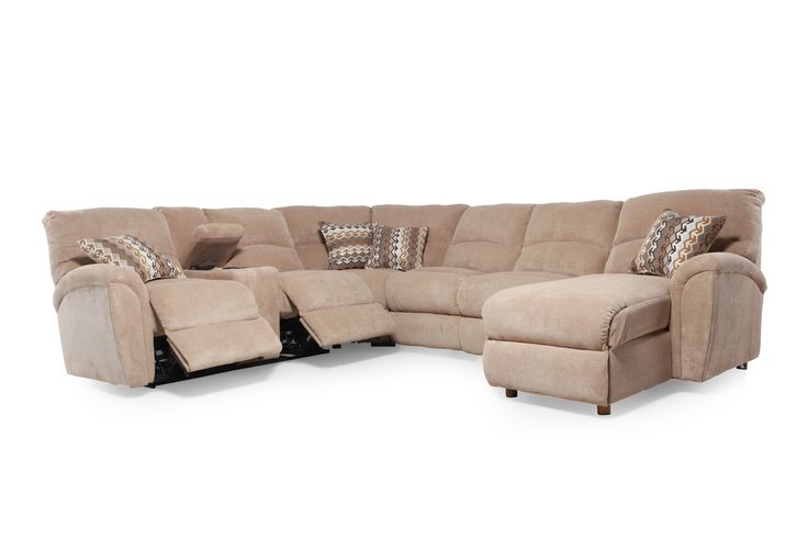 lane grand torino sectional mathis brothers furniture