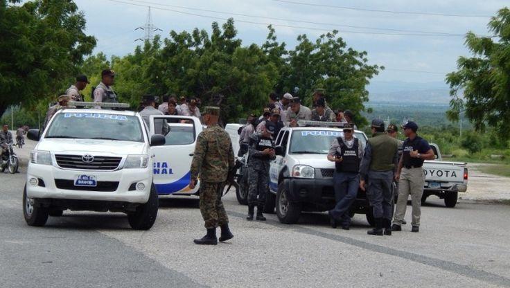 Autoridades de Barahona apresan 40 personas durante operativo