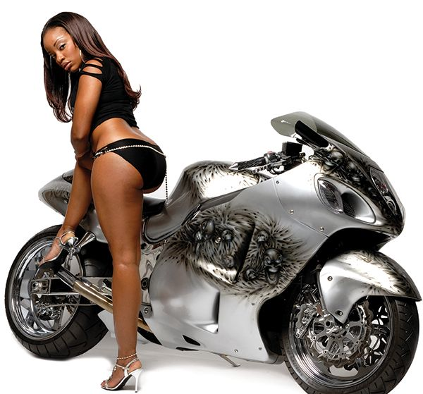 South african biker chick secunda - 5 2