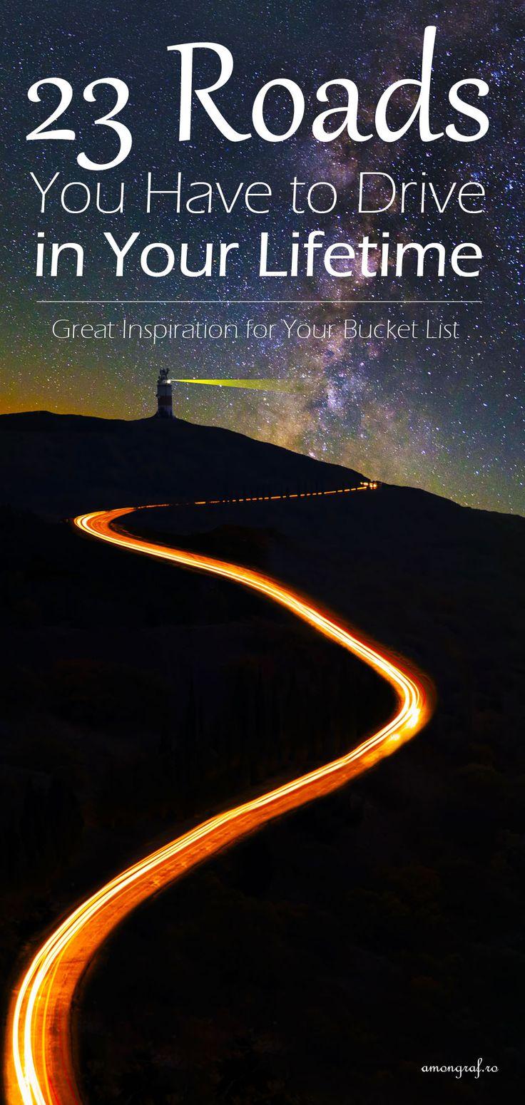 Road Trip Inspiration