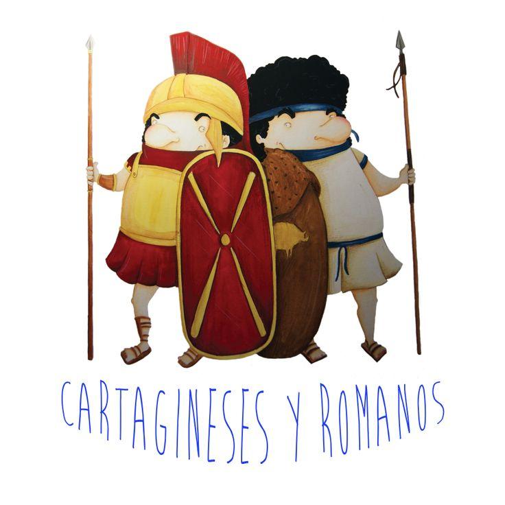 cartagineses y romanos!