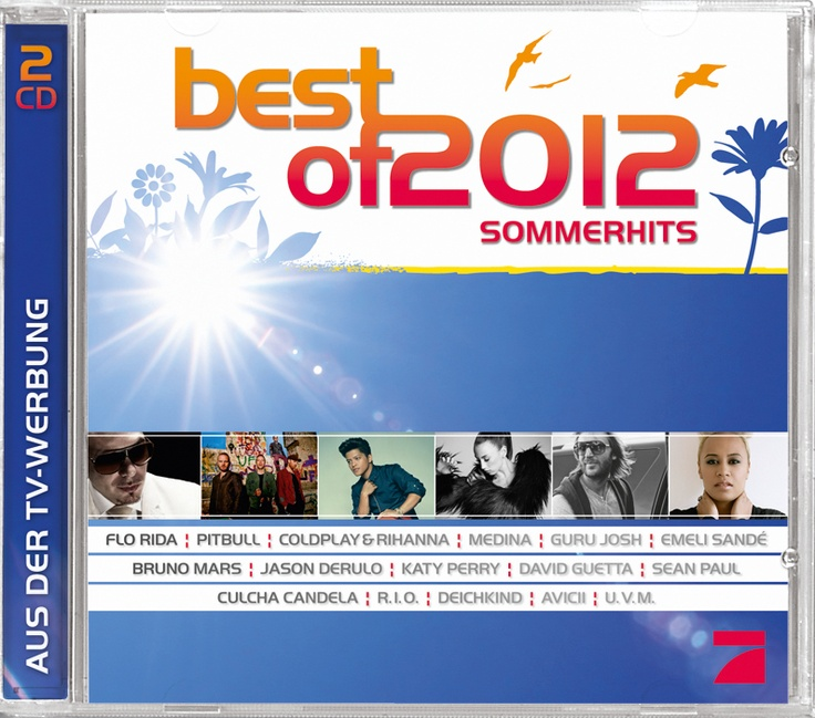 Best of 2012 - Sommer. Mit Links, Videos, Donwloads!