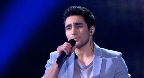 Farid Mamedov won the Azerbaijani pre-selection which lasted for over two months. He will sing 'Hold Me' in Malmö.