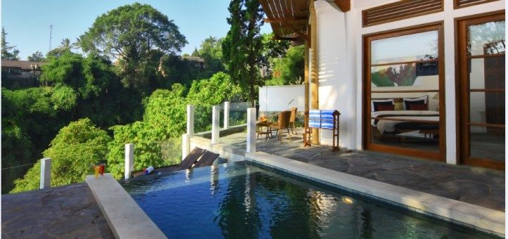 Plunge In Privacy In The Puncak Hotel