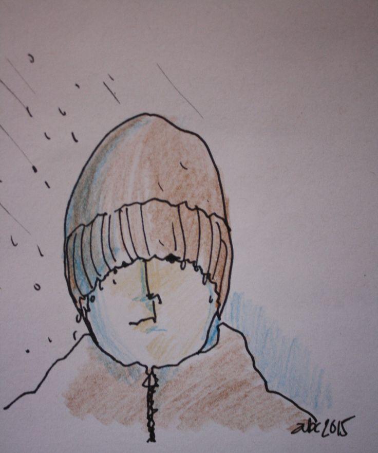 Regn og ulllue..