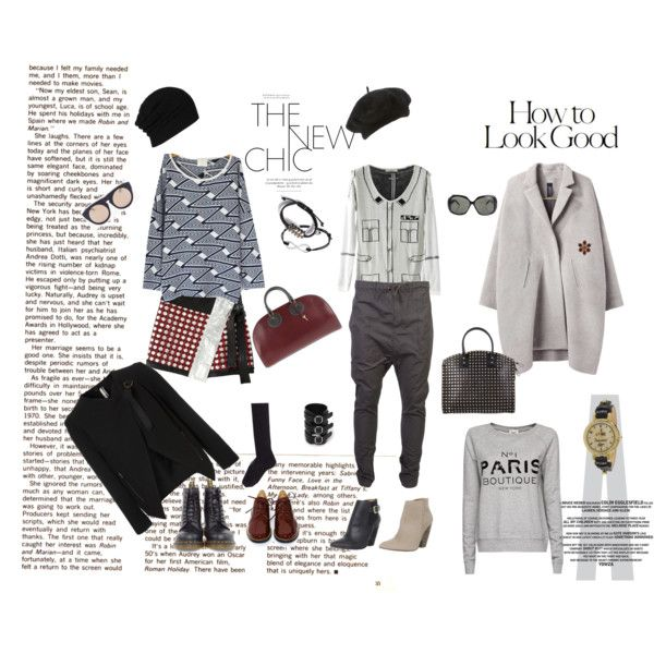 """""""the new chic"""" by naughtystylishsoul on Polyvore"""