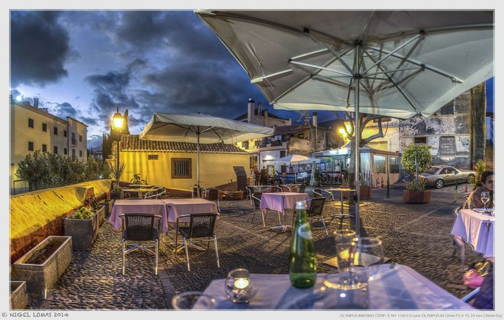 Evening Cafe by Nigel Lomas on 500px
