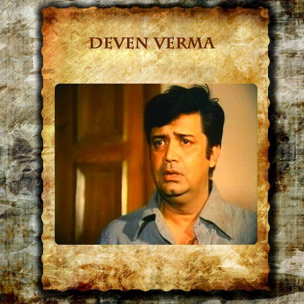 Veteran Hindi film and television actor Deven Verma passed away at Sahyadri Hospital in Pune at 2 am on Tuesday.
