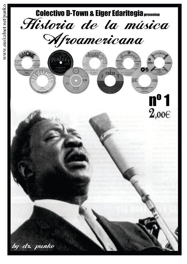 Historia de la Música Afroamericana - GURE GAUZA R & B y Soul Society