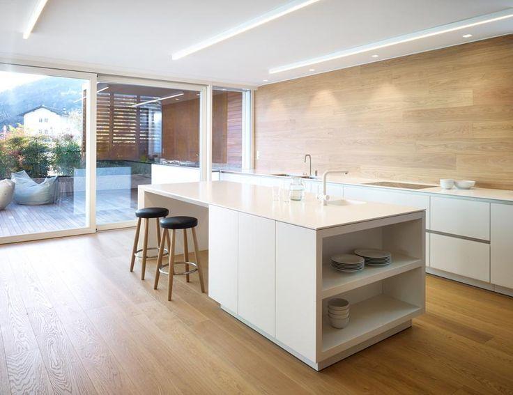 30 idee per realizzare una cucina a isola in casa